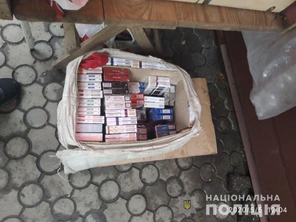 незаконная торговля табачными изделиями штраф